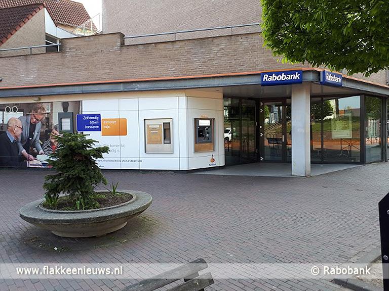Foto behorende bij Adviseurs Rabobank verhuizen naar Rottenburgseweg Middelharnis