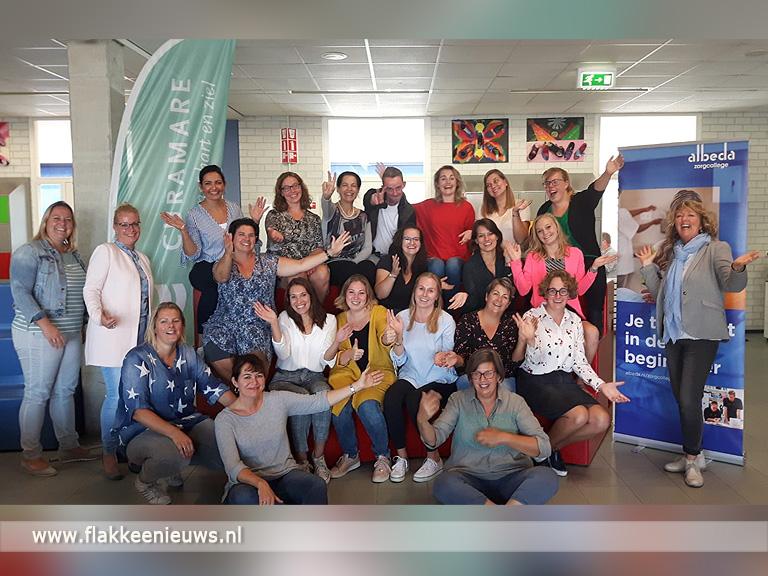 Foto behorende bij Albeda Zorgcollege start met VIG/MZ opleiding in Middelharnis