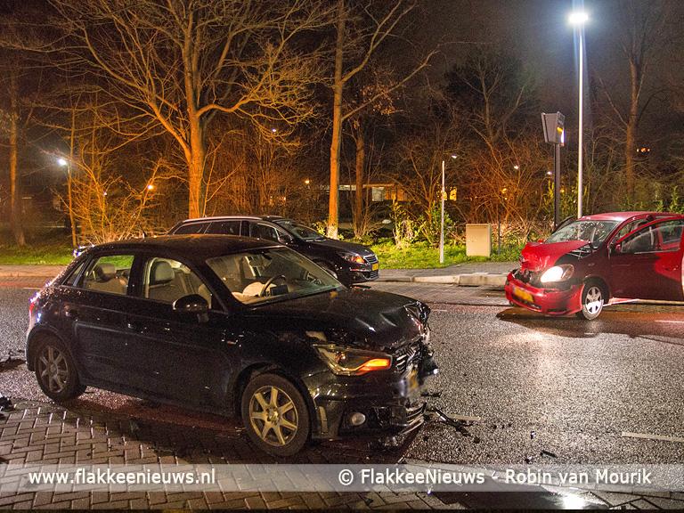 Foto behorende bij Twee auto