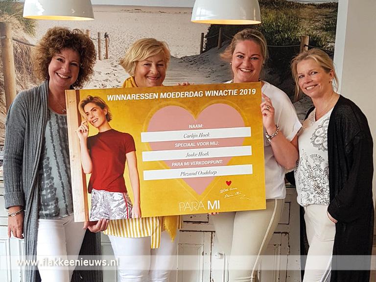 Foto behorende bij Para Mi broek voor Dirkslandse moeder