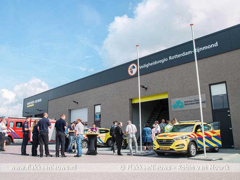 Foto behorende bij Nieuwe ambulancepost geopend in Nieuwe-Tonge