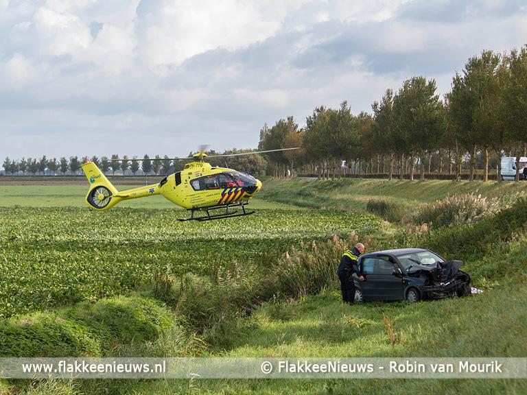 Foto behorende bij Dodelijk ongeval Zuiddijk Herkingen