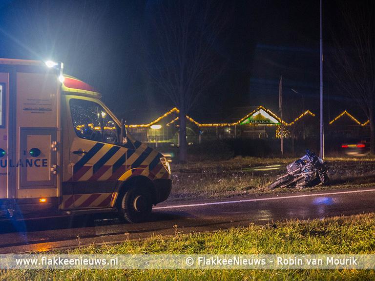 Foto behorende bij Twee ongevallen op de N215