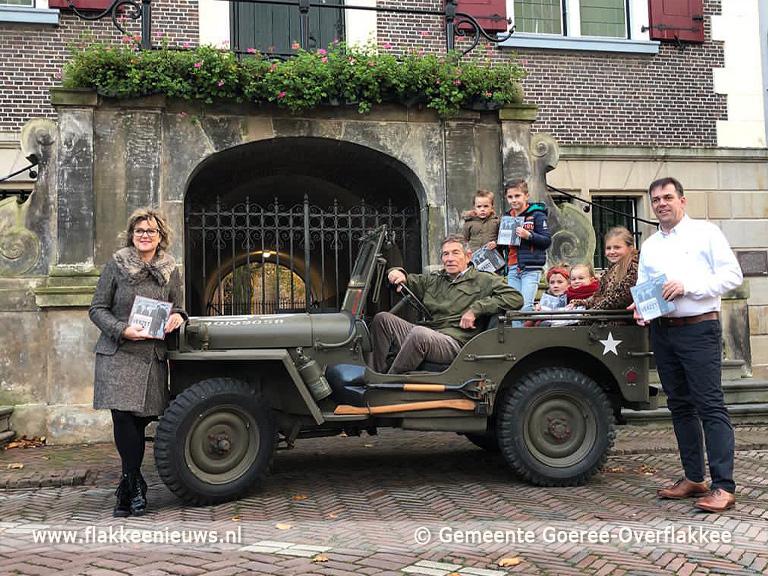 Foto behorende bij Jan van Harberden bakt een keer geen brood