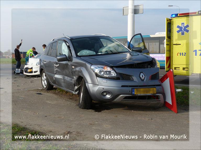 Foto behorende bij Ongeval Zuidelijke Randweg Middelharnis