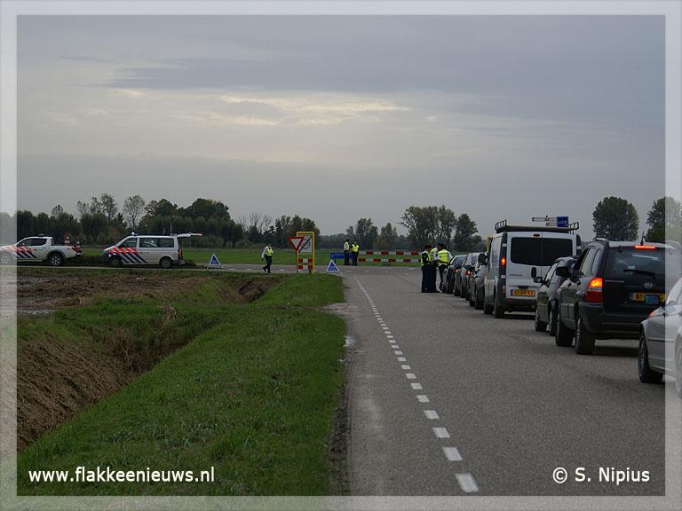 Foto behorende bij Alcoholcontrole Bosweg Ooltgensplaat