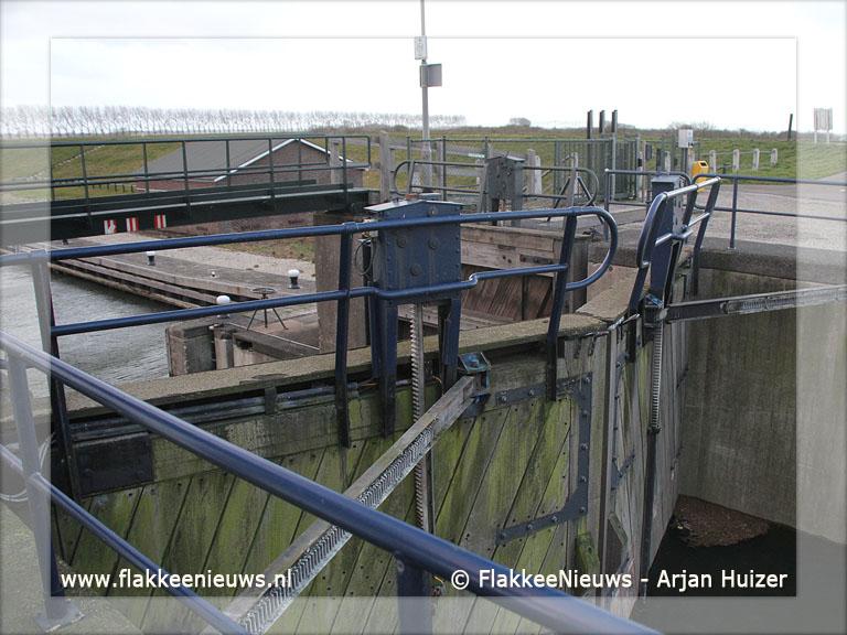 Foto behorende bij Hoge waterstand vergt extra controle
