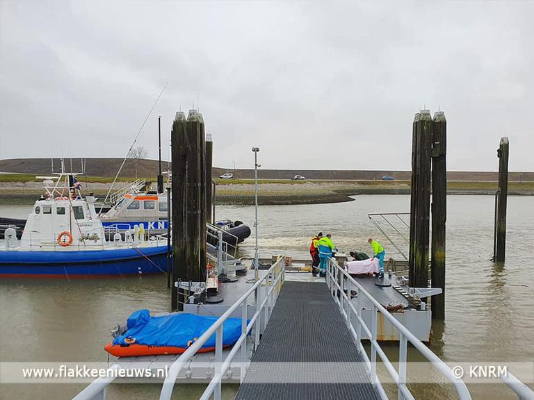 Foto behorende bij Drie drenkelingen door omgeslagen vissersboot op de Noordzee