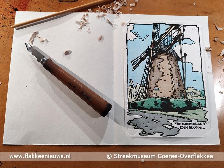 Foto behorende bij Den Bommel uit het goede hout gesneden