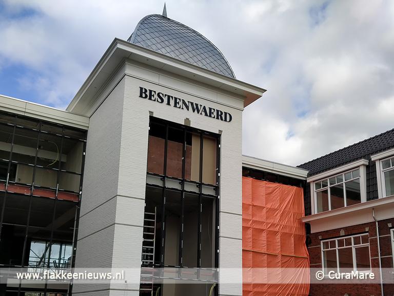 Foto behorende bij Woonzorglocatie Bestenwaerd in Dirksland nadert voltooiing