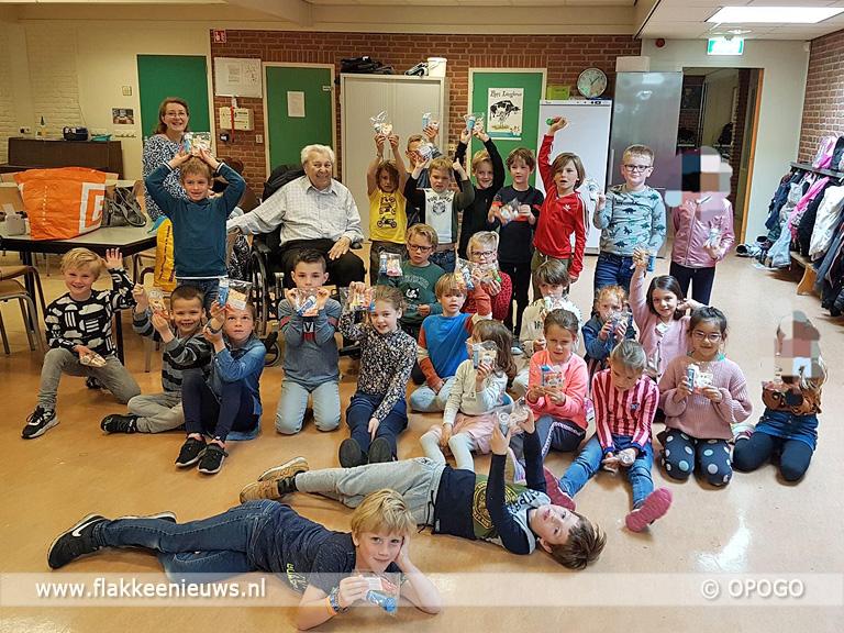 Foto behorende bij Aandacht voor elkaar op basisschool de Westhoek