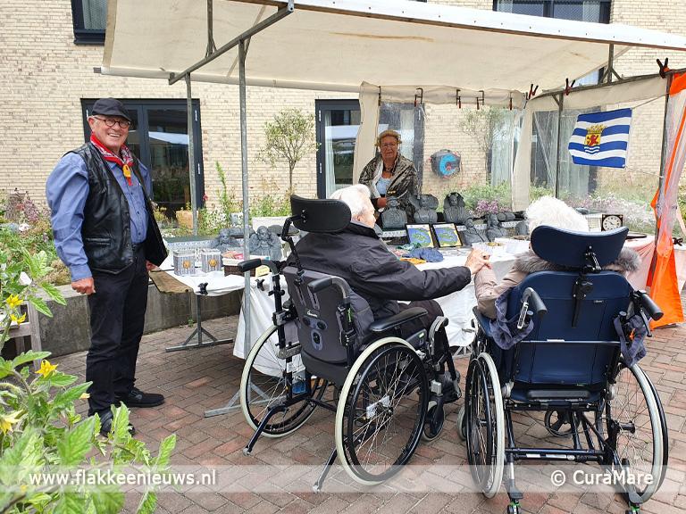 Foto behorende bij Uitje in eigen huis voor bewoners De Vliedberg