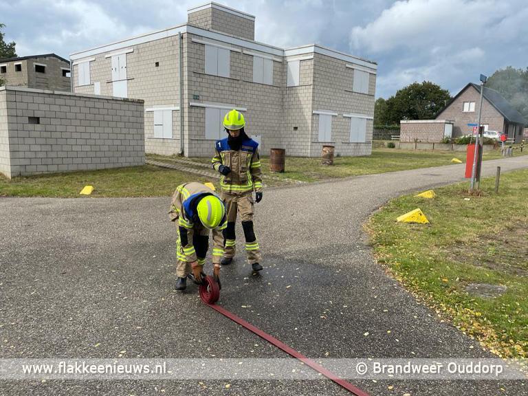 Foto behorende bij Jeugdbrandweer Ouddorp behaalt 2e plaats van Nederland