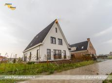 Foto behorende bij Blikseminslag bij woning in Dirksland