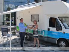Foto behorende bij Gemeente Goeree-Overflakkee start met mobiel gemeentehuis