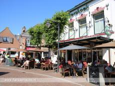 Foto behorende bij Hotel Akershoek hoort bij de beste 100 terrassen van Nederland