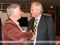 Foto behorende bij KNO-arts dr. Van Hasselt neemt afscheid van het ziekenhuis