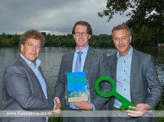 Foto behorende bij Center Parcs Port Zélande ontvangt Green Key Goud-certificaat