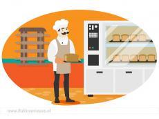 Foto behorende bij Bezorgen van brood op Goeree-Overflakkee