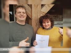 Foto behorende bij Camping De Lage Werf wint 3 jaar op rij een Gouden Zoover Award